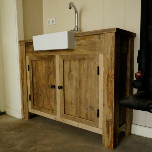 wastafel meubel op maat